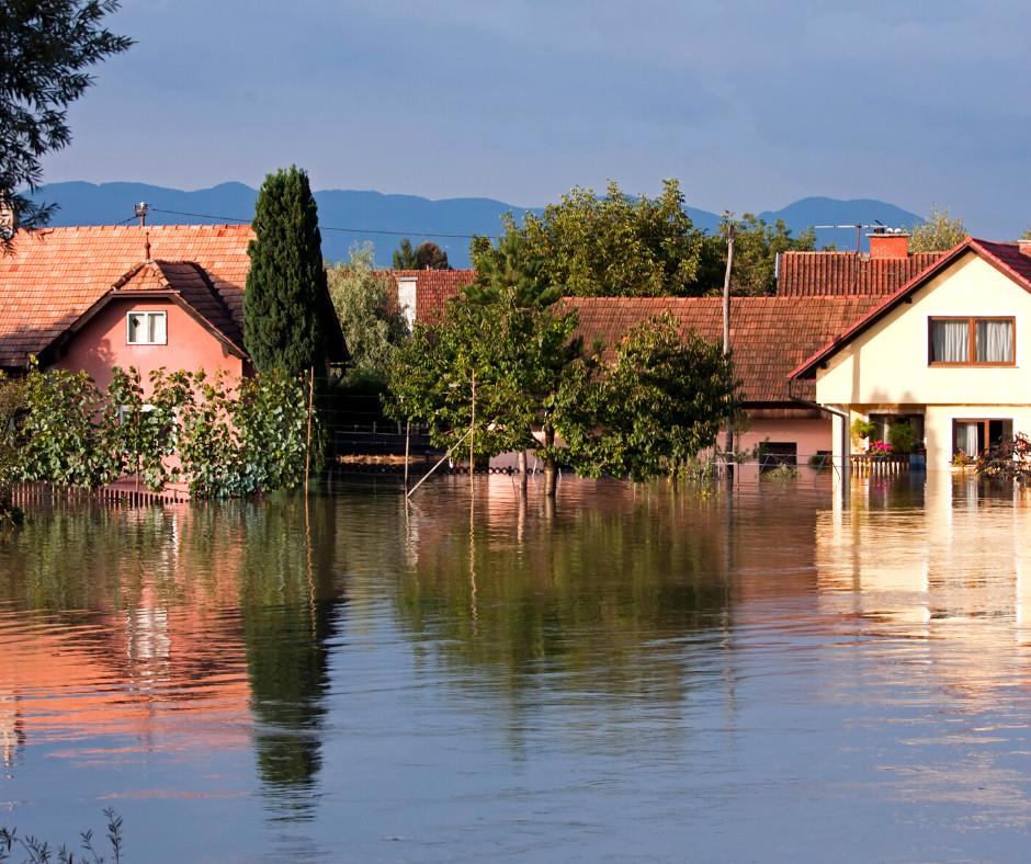 Maison inondée : les précautions à prendre