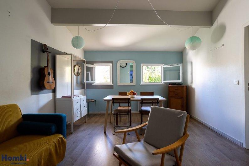 Homki - Vente appartement  de 81.0 m² à neuville sur saone 69250