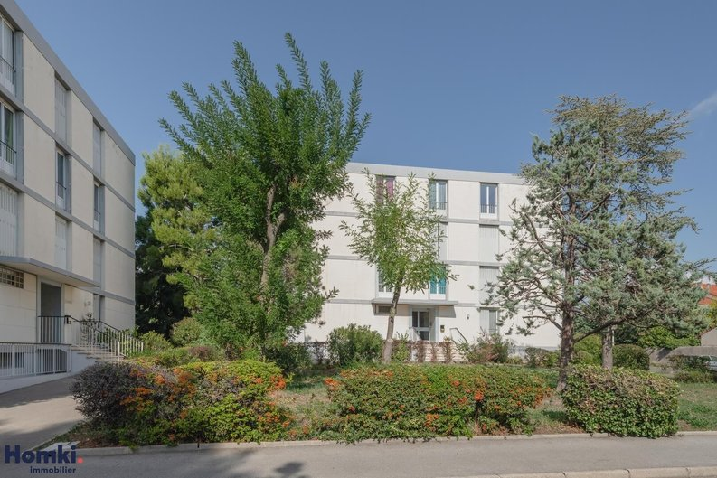 Homki - Vente appartement  de 65.0 m² à Marseille 13012
