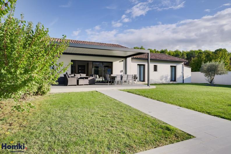 Homki - Vente maison/villa  de 140.0 m² à Ventabren 13122