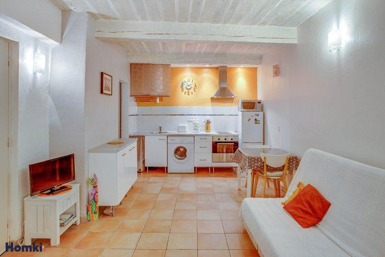 Homki - Vente appartement  de 23.0 m² à La Ciotat 13600