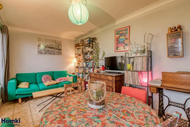 Homki - Vente appartement  de 54.0 m² à Toulon 83100