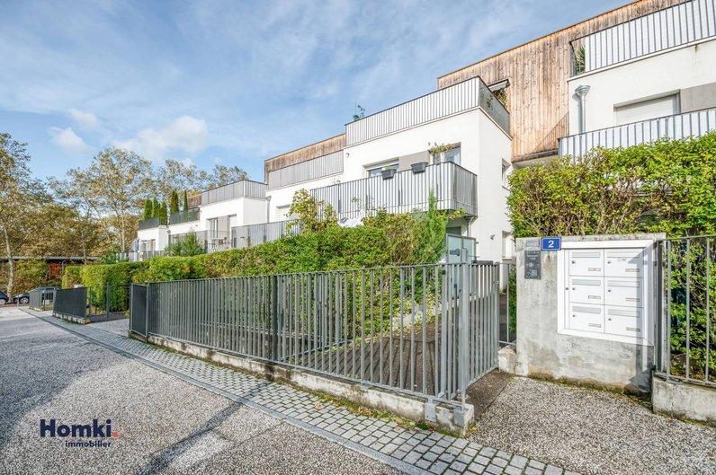Homki - Vente appartement  de 62.0 m² à Lyon 69009