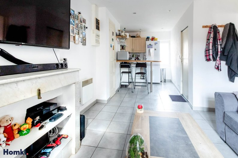 Homki - Vente appartement  de 40.0 m² à La Seyne-sur-Mer 83500