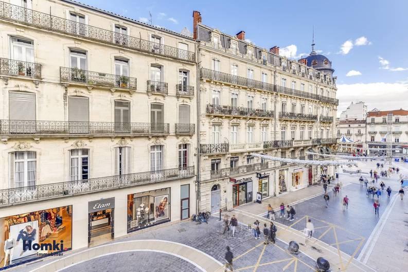 Homki - Vente appartement  de 83.0 m² à Montpellier 34000