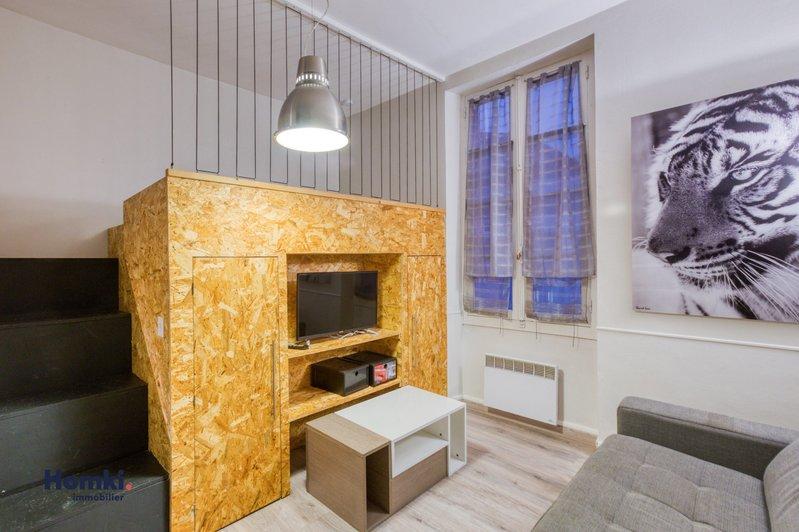 Homki - Vente appartement  de 24.0 m² à Castres 81100