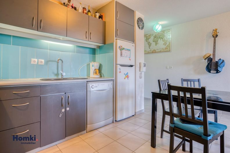 Homki - Vente appartement  de 55.0 m² à Aix-en-Provence 13290