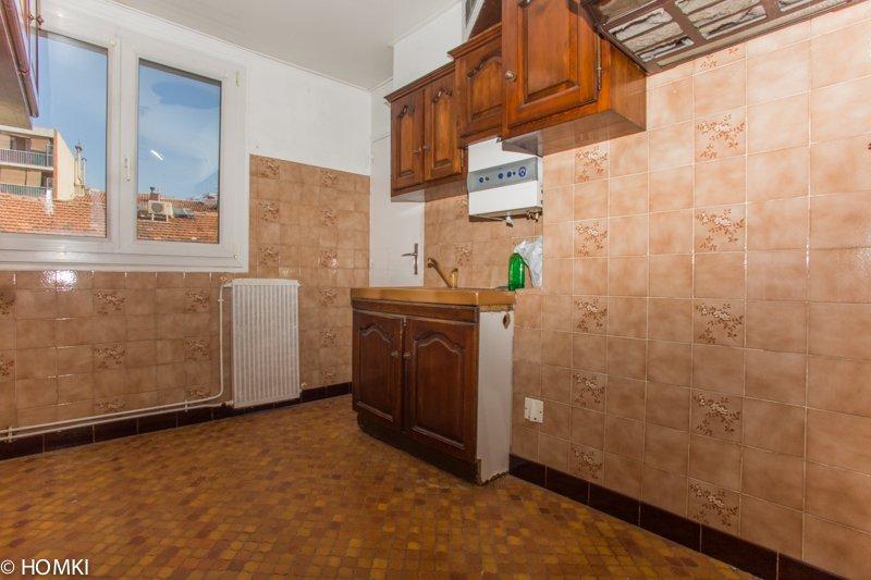Homki - Vente appartement  de 50.74 m² à Marseille 13004