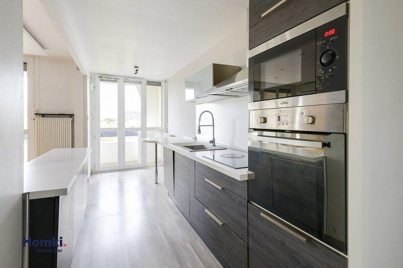 Homki - Vente appartement  de 80.0 m² à Marseille 13012