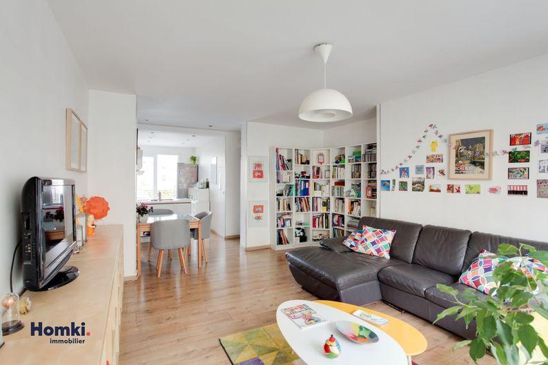 Homki - Vente appartement  de 76.0 m² à Marseille 13006