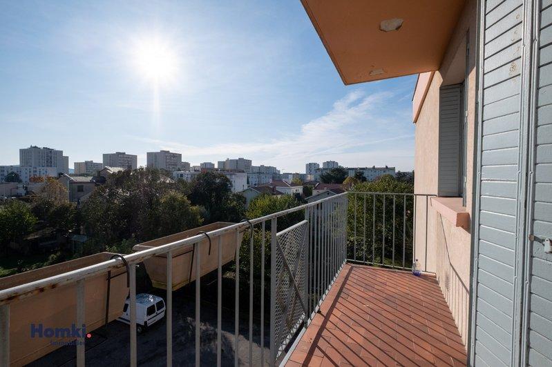 Homki - Vente appartement  de 54.0 m² à Toulouse 31100