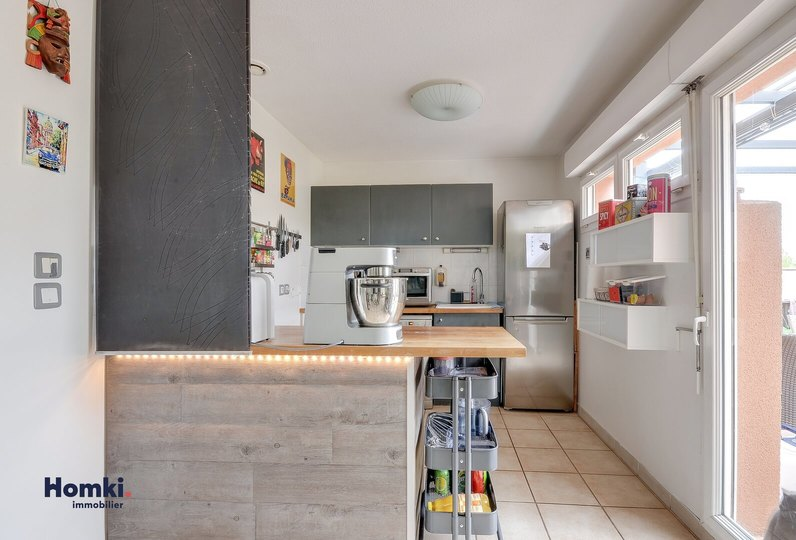 Homki - Vente appartement  de 67.0 m² à Aix-en-Provence 13290