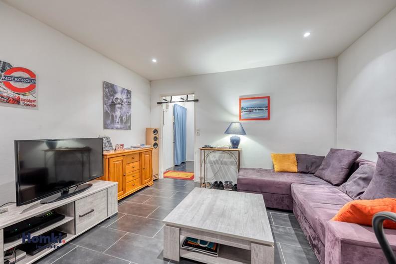 Homki - Vente appartement  de 56.0 m² à Villeurbanne 69100
