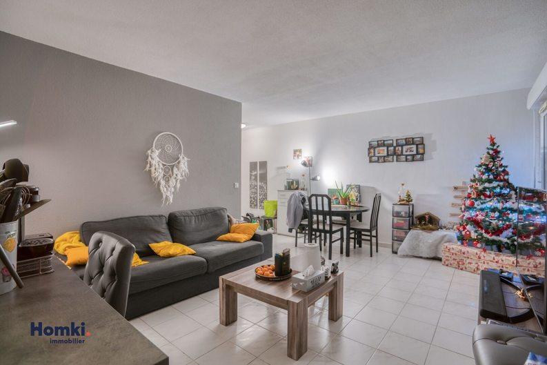 Homki - Vente appartement  de 48.0 m² à Orange 84100