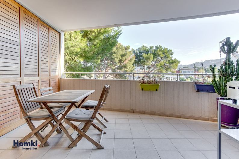 Homki - Vente appartement  de 41.0 m² à Marseille 13009