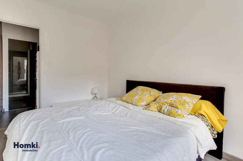 Homki - Vente appartement  de 38.0 m² à Marseille 13007
