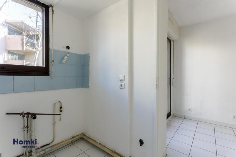 Homki - Vente appartement  de 26.0 m² à Montpellier 34000