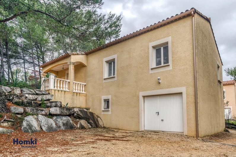 Homki - Vente maison/villa  de 90.0 m² à Lédignan 30350