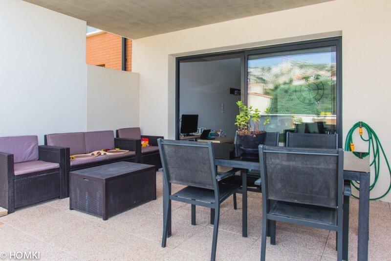 Homki - Vente appartement  de 58.0 m² à Marseille 13016