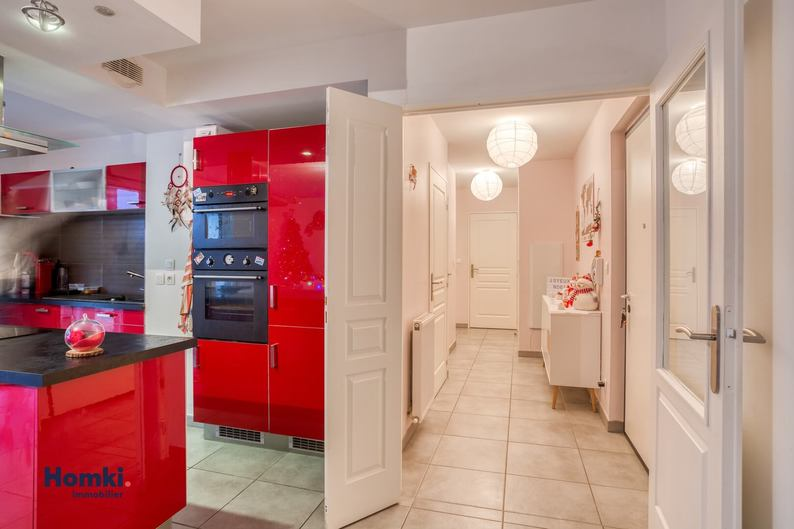 Homki - Vente appartement  de 73.0 m² à Claix 38640