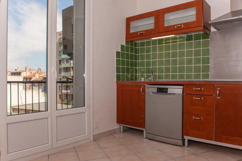 Homki - Vente appartement  de 88.1 m² à Marseille 13005