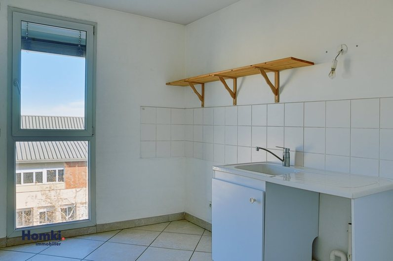 Homki - Vente appartement  de 62.0 m² à Lyon 69008