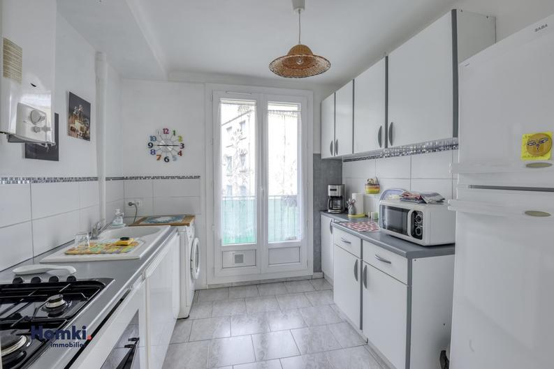 Homki - Vente appartement  de 53.0 m² à Marseille 13013