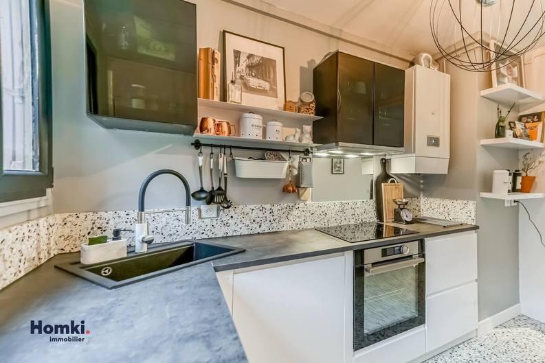 Homki - Vente appartement  de 63.0 m² à Aubagne 13400