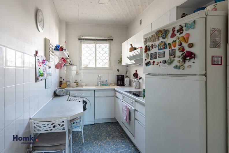 Homki - Vente appartement  de 67.0 m² à Cannes 06400