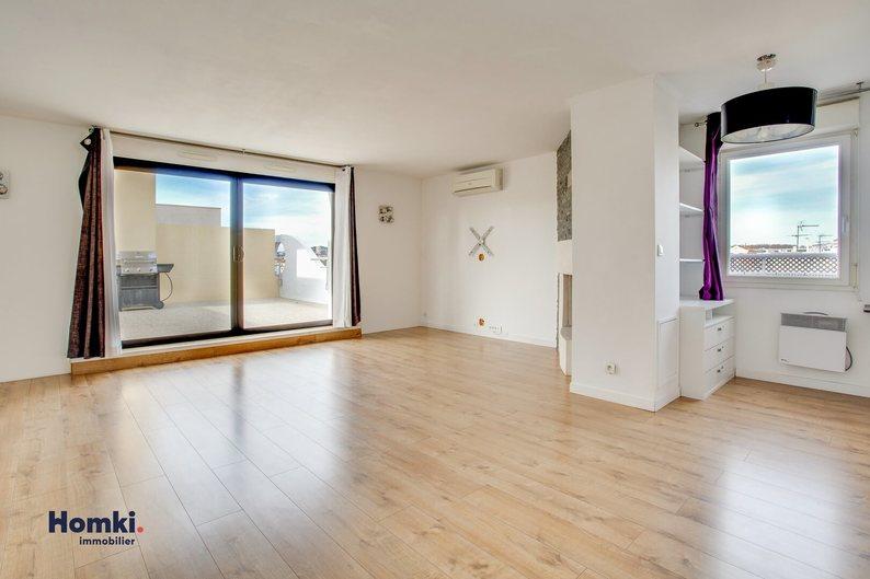 Homki - Vente appartement  de 92.0 m² à Marseille 13010