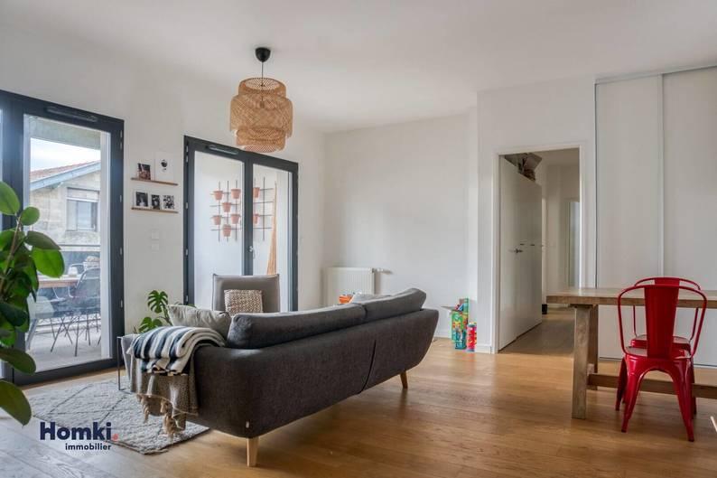 Homki - Vente Appartement  de 97.0 m² à Bordeaux 33300