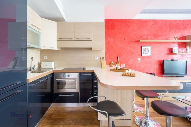 Homki - Vente appartement  de 44.0 m² à ANTIBES 06160