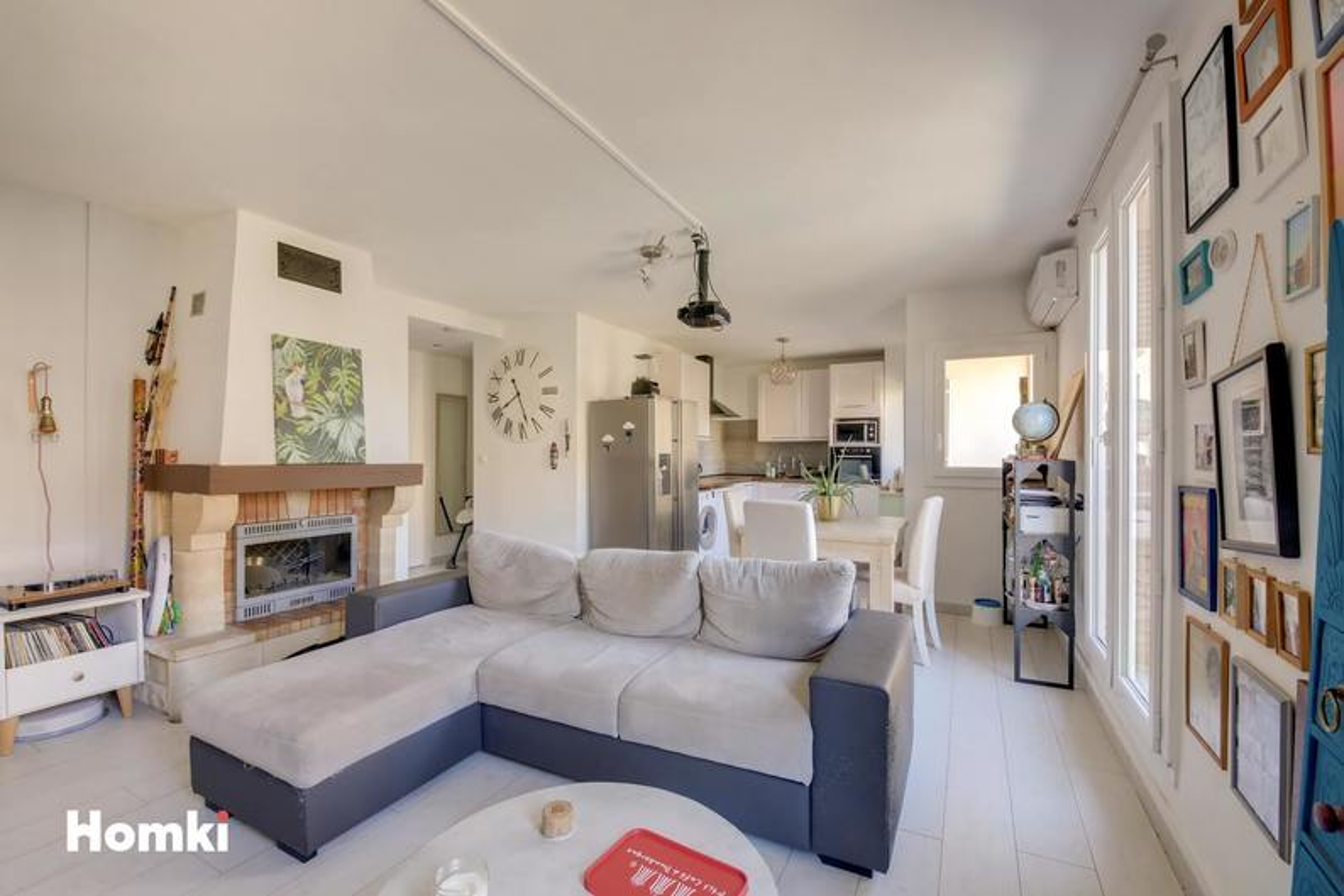 Homki - Vente Appartement  de 65.0 m² à Aubagne 13400