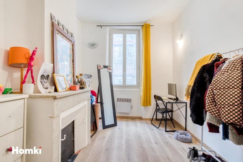 Homki - Vente appartement  de 32.0 m² à Marseille 13001