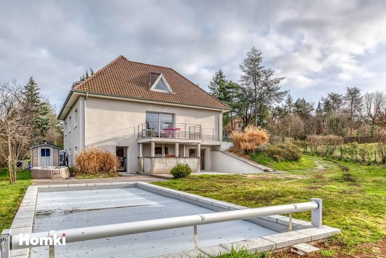 Homki - Vente maison/villa  de 270.0 m² à Dardilly 69570