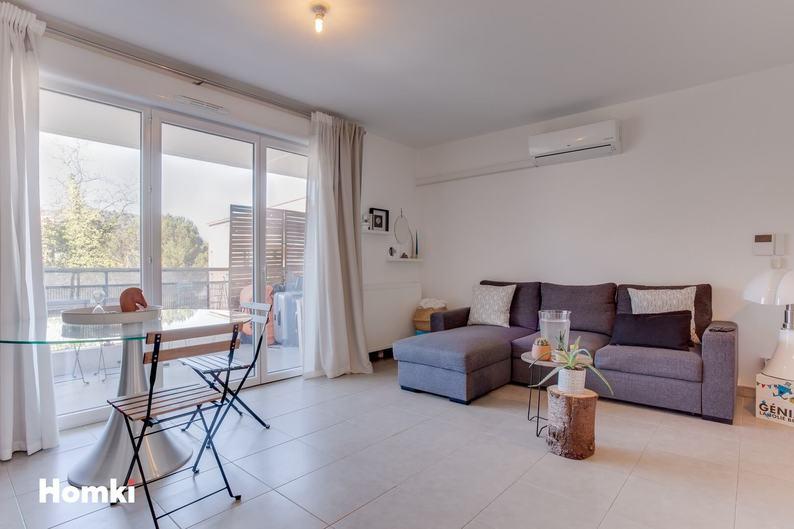 Homki - Vente appartement  de 43.0 m² à Marseille 13009
