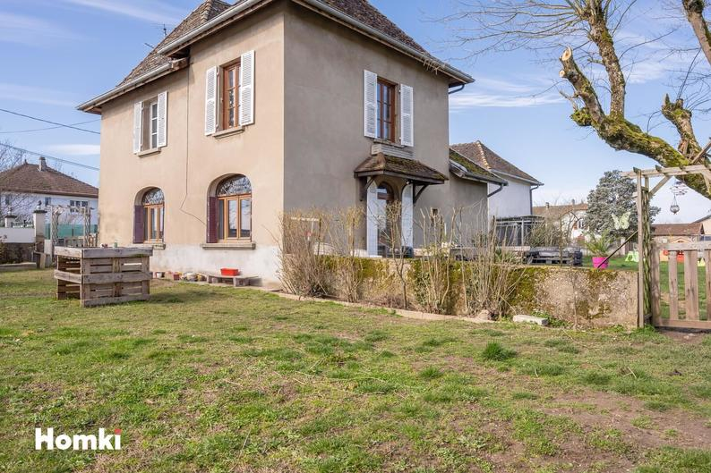 Homki - Vente maison/villa  de 120.0 m² à Les Avenières 38630