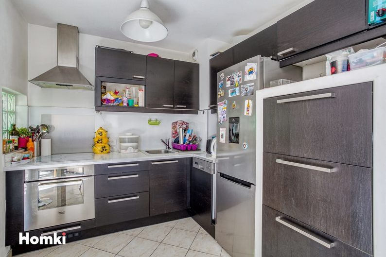 Homki - Vente Appartement  de 41.0 m² à Marseille 13008