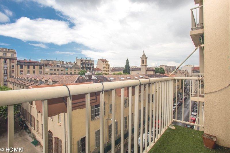 Homki - Vente appartement  de 72.0 m² à Marseille 13004