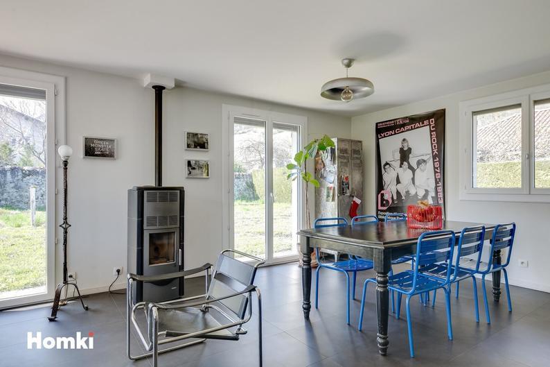 Homki - Vente maison/villa  de 100.0 m² à Crolles 38920