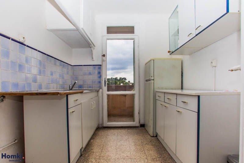 Homki - Vente appartement  de 58.0 m² à marseille 13013
