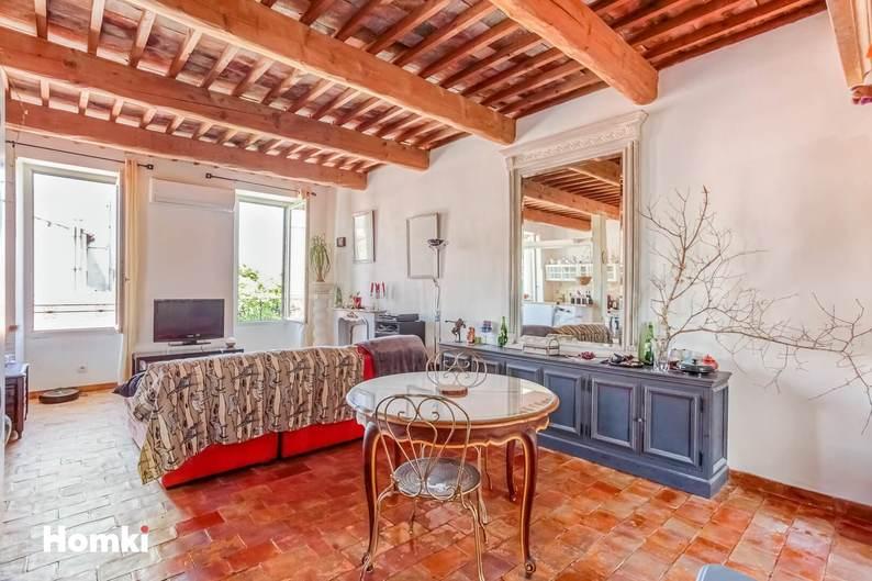 Homki - Vente appartement  de 57.0 m² à Marseille 13010