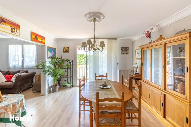 Homki - Vente appartement  de 85.0 m² à Toulon 83200