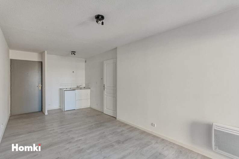 Homki - Vente appartement  de 33.0 m² à Marseille 13005