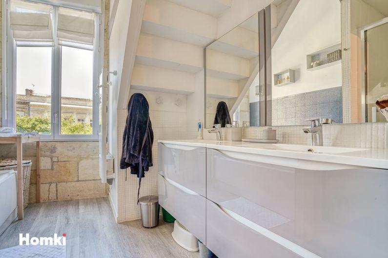 Homki - Vente appartement  de 80.0 m² à Bordeaux 33300