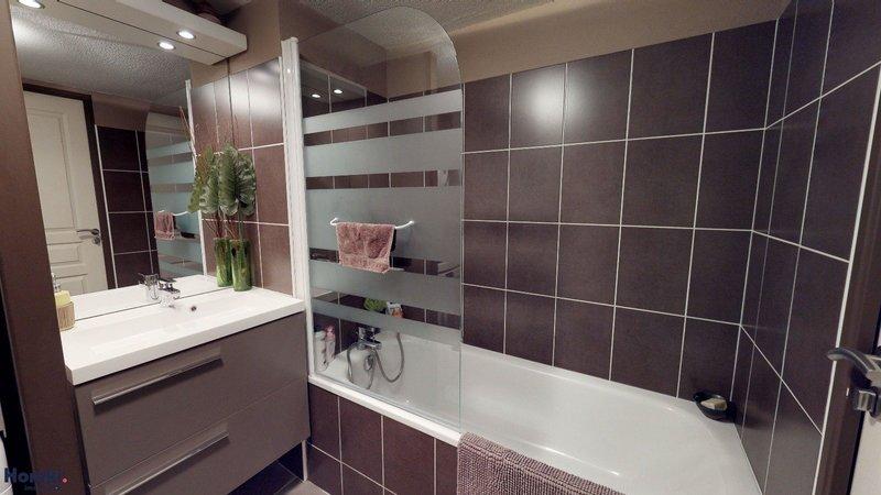 Homki - Vente appartement  de 85.72 m² à Marseille 13013