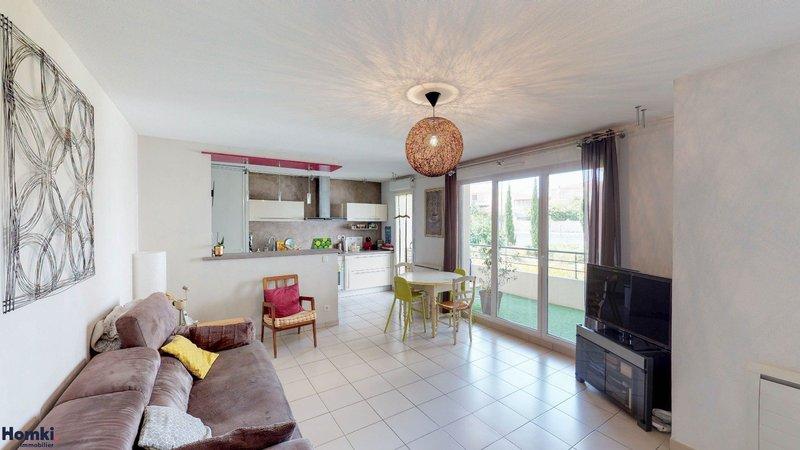 Homki - Vente appartement  de 63.0 m² à Marseille 13014