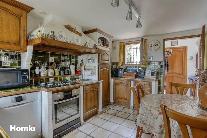 Homki - Vente maison/villa  de 111.0 m² à Mouriès 13890