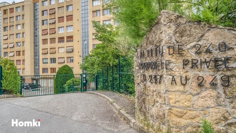 Homki - Vente appartement  de 68.4 m² à La Mulatière 69350