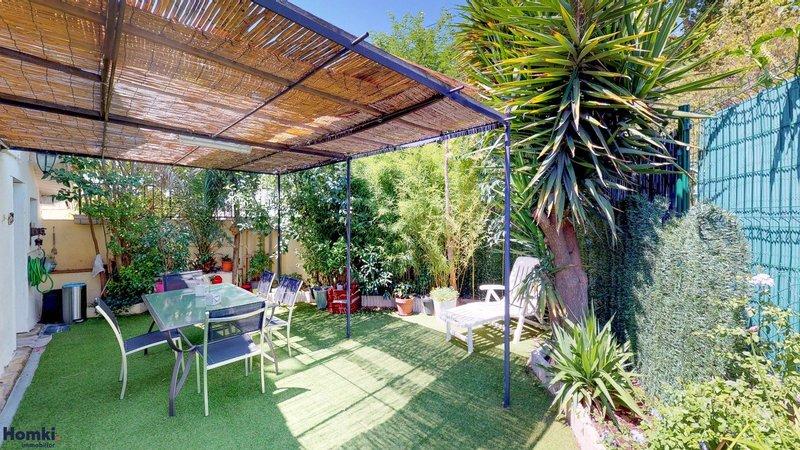 Homki - Vente maison/villa  de 125.0 m² à Marseille 13013